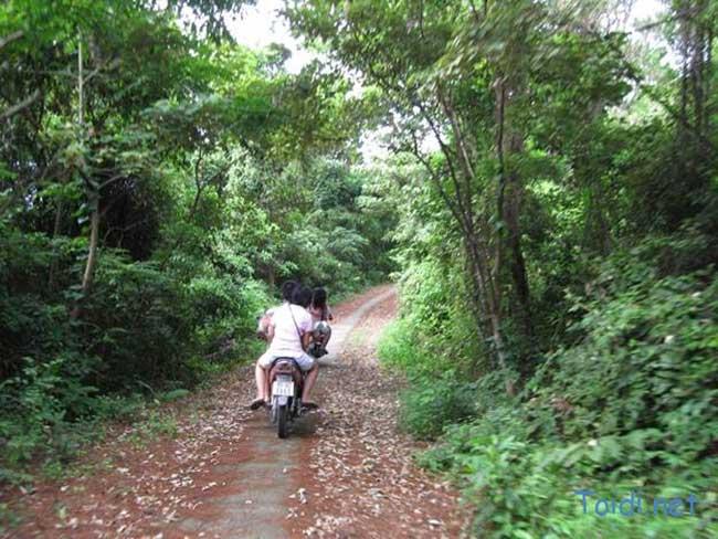 Phượt Cô Tô bằng xe máy